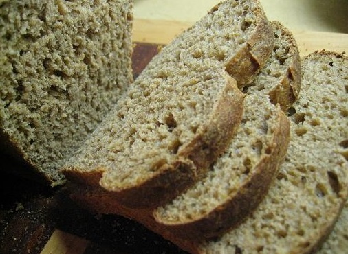 Honey & Whole Wheat Sourdough Bread