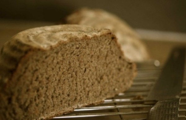 Rye Sourdough Bread