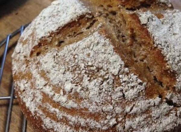 Rye and Spelt Sourdough Bread