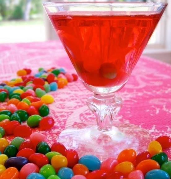 Jelly Bean Bean Cocktail