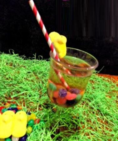 Easter Jelly Bean Soda