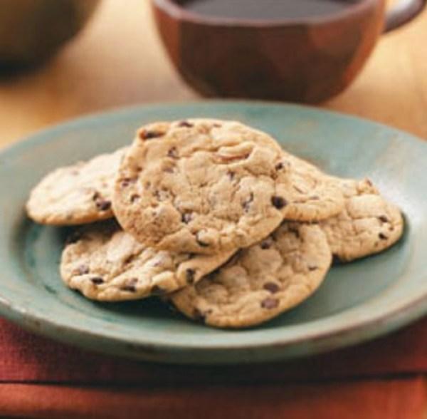 Amaretto & Almond Cookies