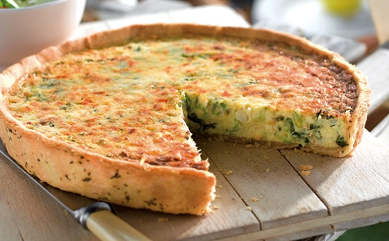 Top 10 Picture Perfect Recipes For Picnic Quiche
