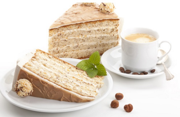 Morning Coffee Cake