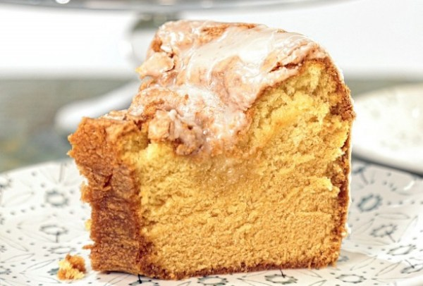 Vanilla Pudding Pound Cake