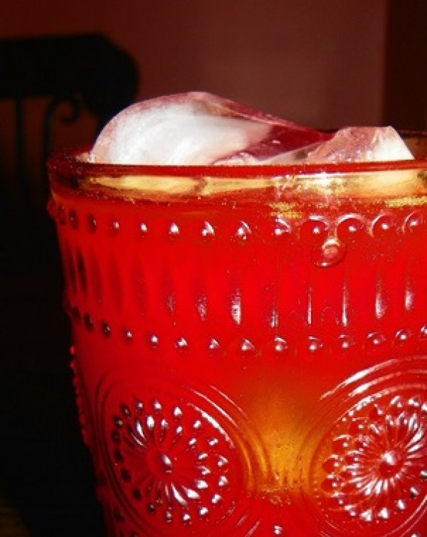 Strawberry Cider
