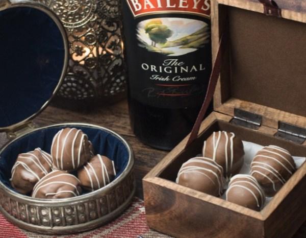 Baileys Truffles