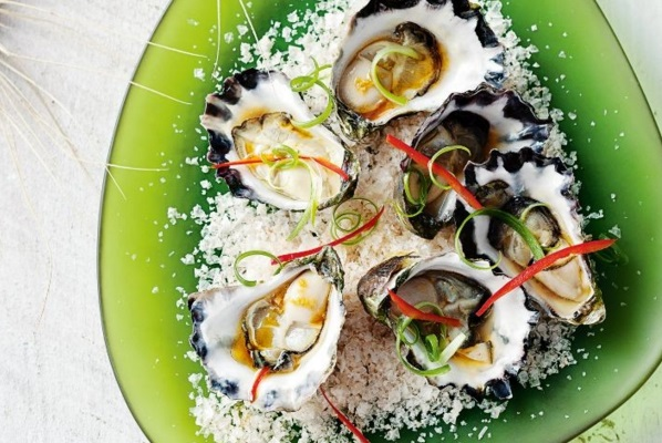 Top 10 Sexy Seafood Recipes For Oysters