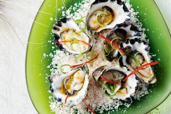 Asian-Style Oysters