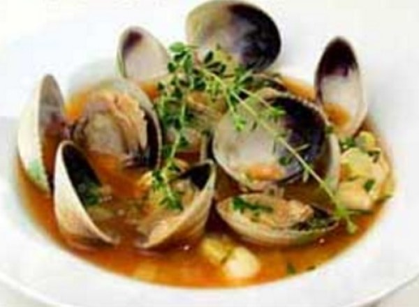 Oyster and Clam Chowder
