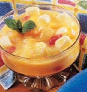 Fruit Cocktail Delight