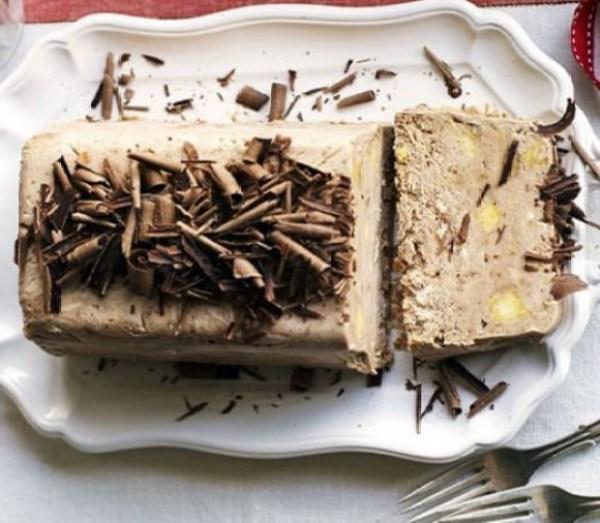 Chocolate & Chestnut Parfait