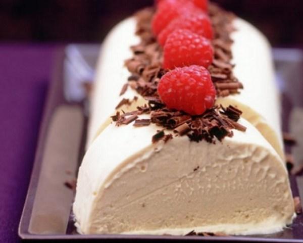 White Chocolate Parfait