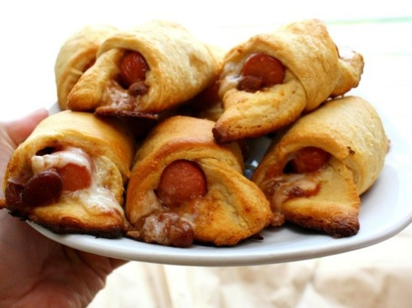 Chili Cheese Pigs in a Blanket