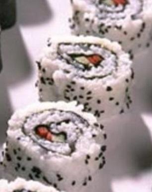 Tiger Roll Sushi