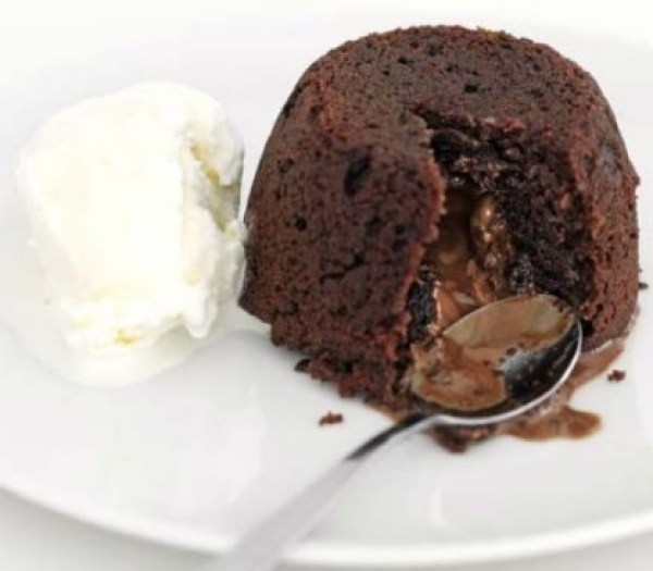 Melting Chocolate Pudding