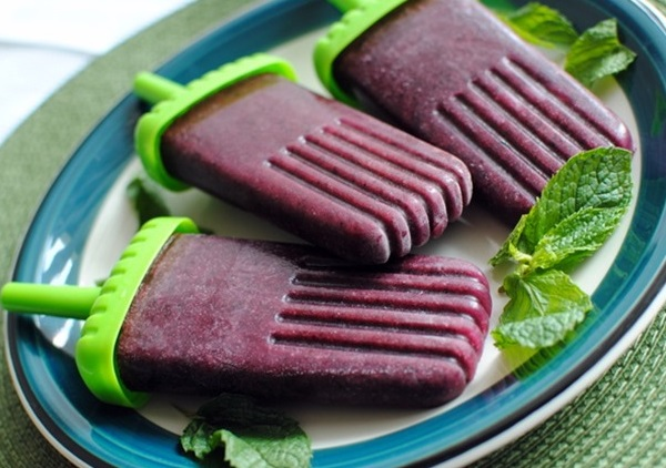 Top 10 Summer Chilling Recipes For Grape Popsicles (Ice Pops)