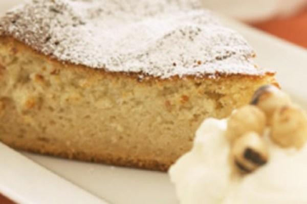 Honey and Hazelnut Cake