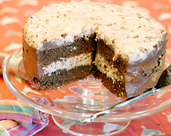 Revised German Chocolate Cake