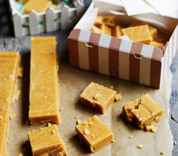 Microwave Boozy Fudge