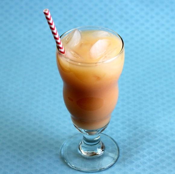 Captain Creamsicle & Vanilla Ice Cream