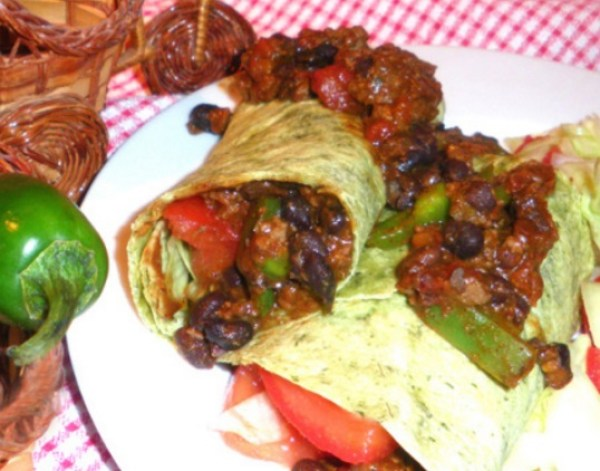 Junk Food Taco