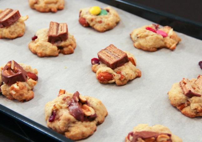 Junk Food Cookie