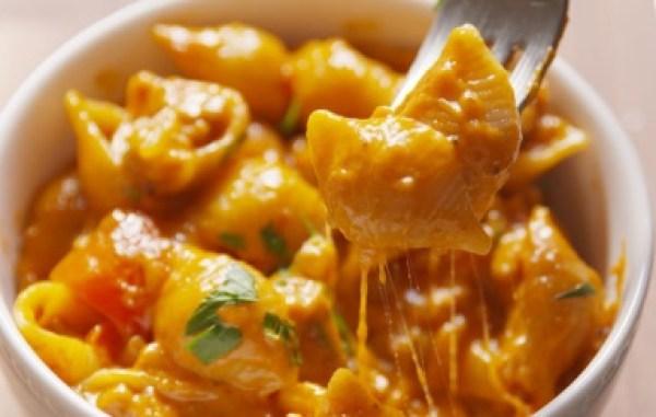 Sausage and Peppers Macaroni
