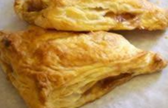 Traditional Apple Turnovers