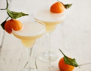 Orange Blossom Margarita