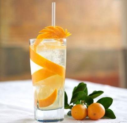 Orange Blossom Gin & Tonic