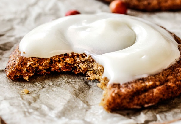 Snickerdoodle Gingersnap Biscuits