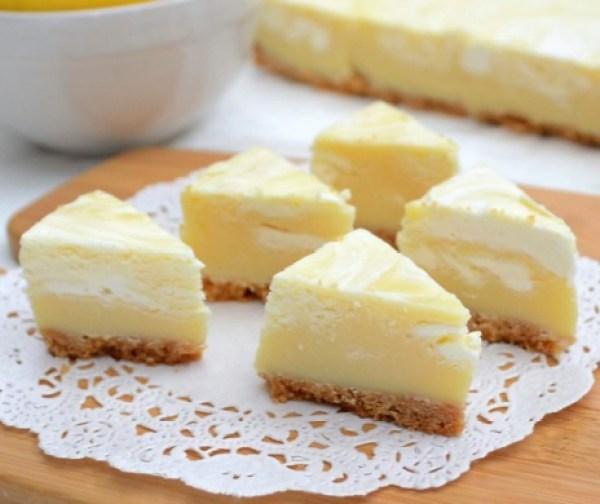 Lemon Meringue Pie Fudge
