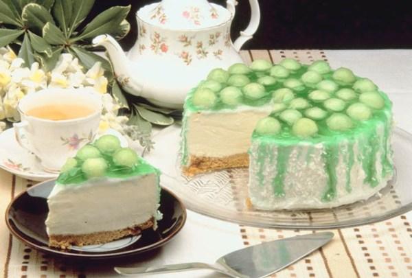 Kiwifruit Cheesecake