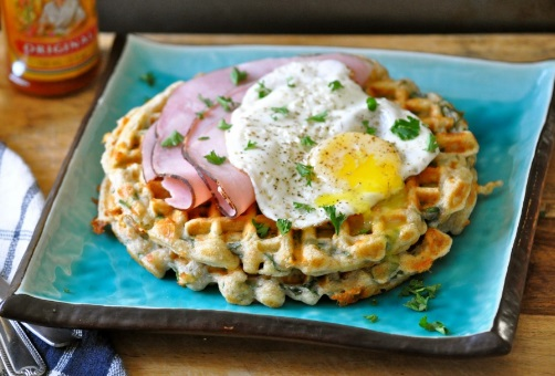 Top 10 Find and Save Savoury Waffle Recipes