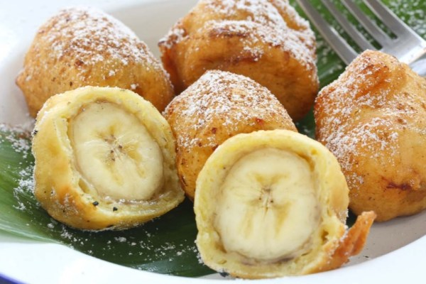 Thai Style Fried Bananas