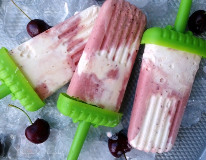 Cherry Creamsicles