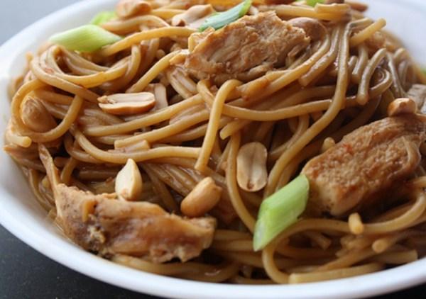 Peanut Butter Noodles