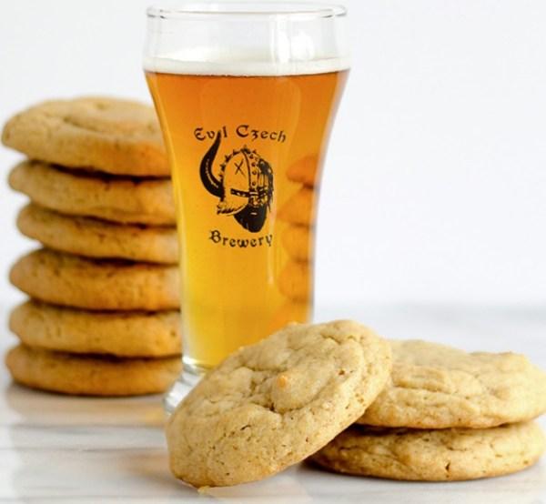 Beer Cookies