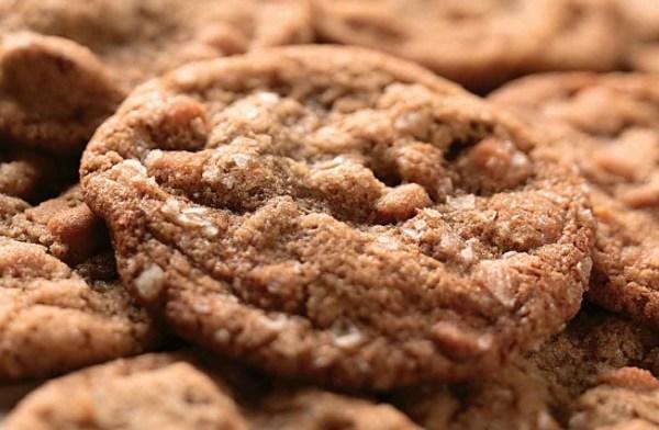 Salty & Sweet Butter Pecan Cookies