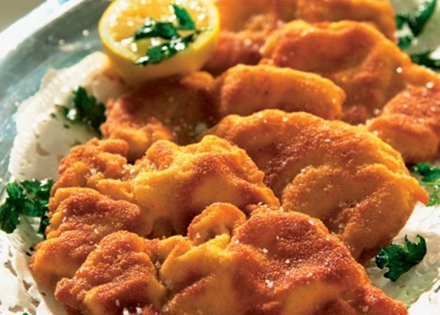 Wiener Schnitzel á la Sacher