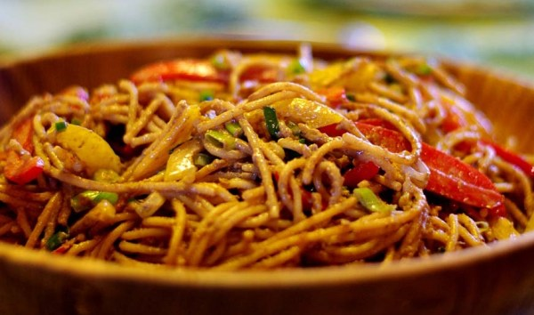 Spicy Noodle with Sichuan Sauce