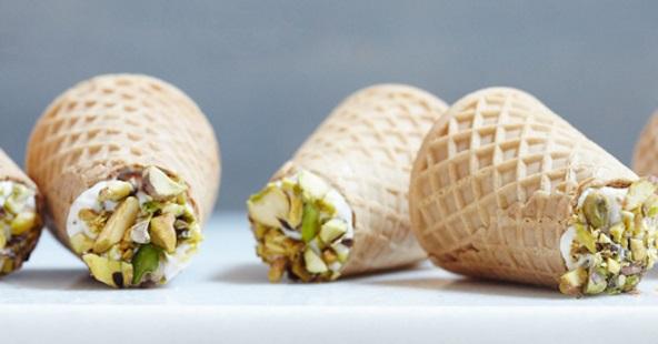 Ice-Cream Cone Cannoli