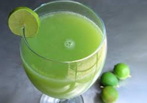 Cucumber & Lime Juice