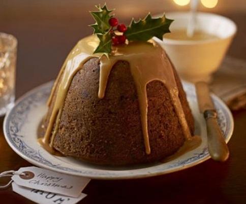 Brandy Pudding
