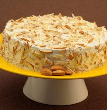 Mocha Brandy Cake