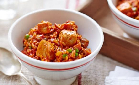 Leftover Spicy Pork and Veg Gumbo