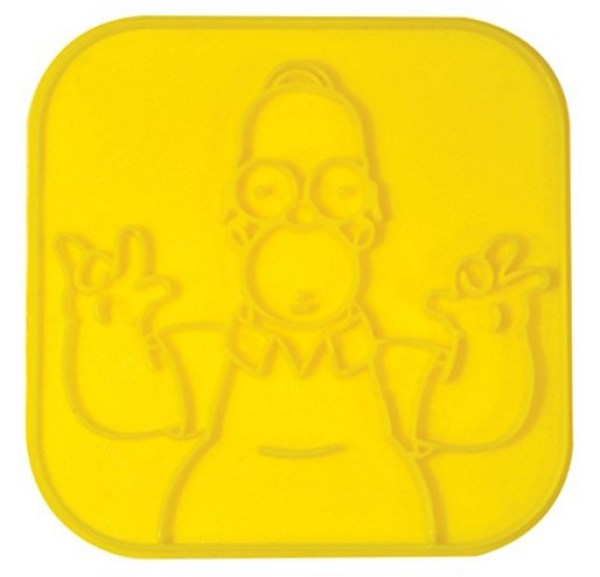 The Simpsons Bread Stamp