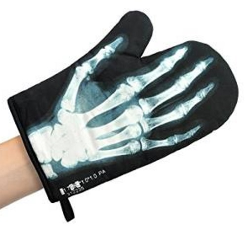 X-Ray Oven Gloves