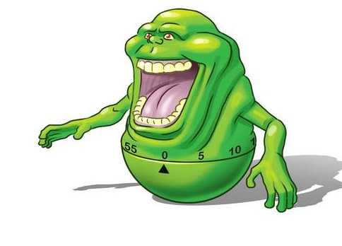 Slimer Kitchen Timer
